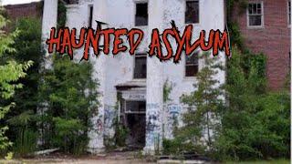 Haunted Old Bryce Mental Asylum