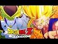 DRAGON BALL Z: KAKAROT ( GOHAN vs CELL )