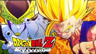 DRAGON BALL Z: KAKAROT ( GOHAN vs CELL )