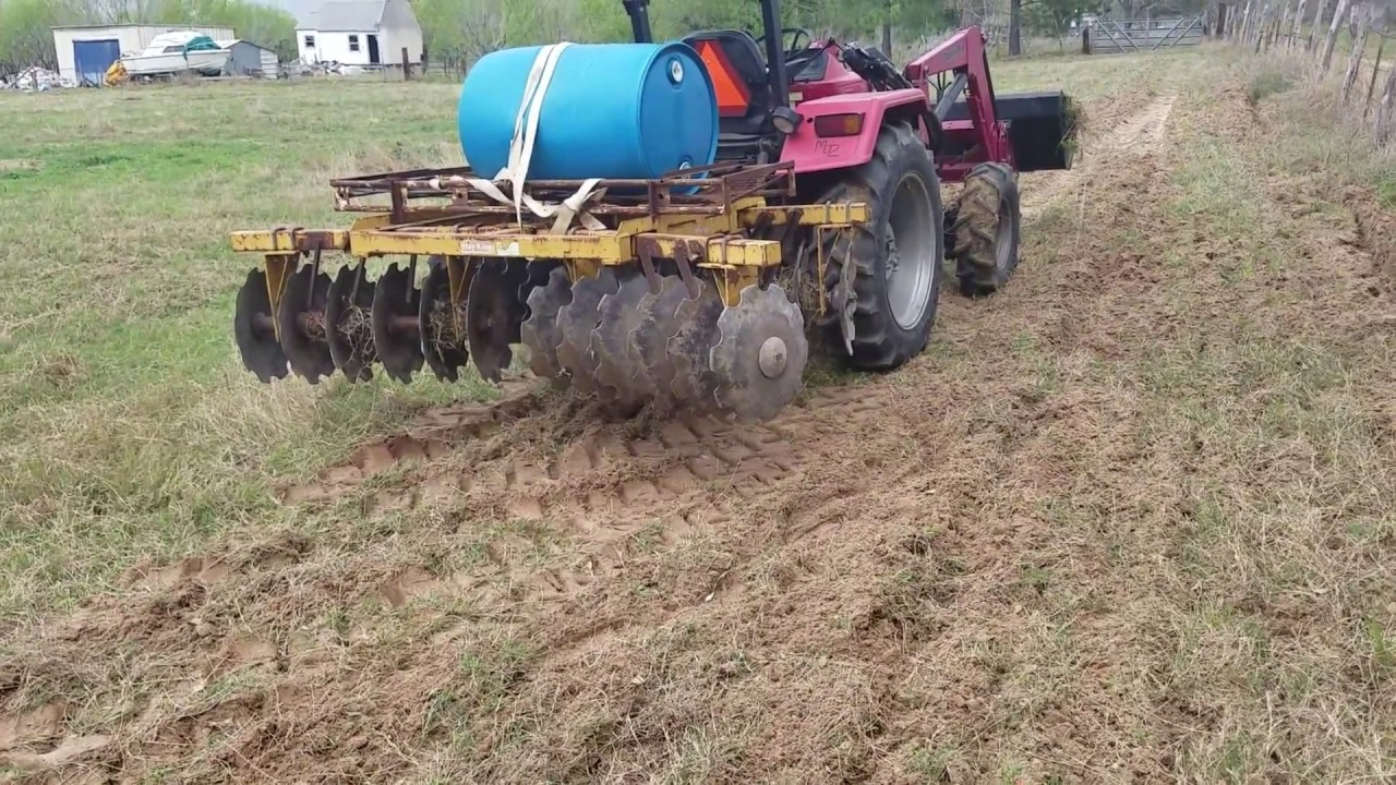 How Much Tractor Do You Need Video 2 4025 Mahindra