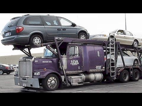 VIVA EXPRESS ~ WESTERN STAR AUTO CARRIER TRUCK