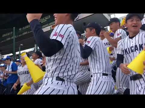 福岡 沖学園 アルプスのアゲアゲホイホイが盛り上がりすぎてるwwww 高校野球 甲子園