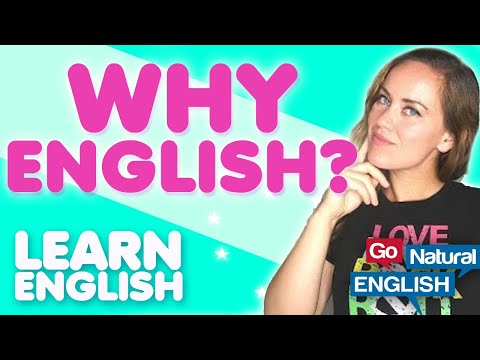 10 Facts - WHY English Is A Global Language 🌐📚🤓 | Go Natural English