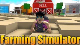 Ich HABE NEUE HELPERS! 😱   ROBLOX: Landwirtschafts-Simulator #3