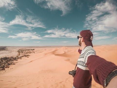 BECHAR / Travel sahara Algeria / GoPro