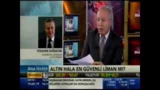 ALB Forex Altın Uzmanı Volkan Kuğucuk, altın piyasalarını değerlendiriyor. Bloomberg HT