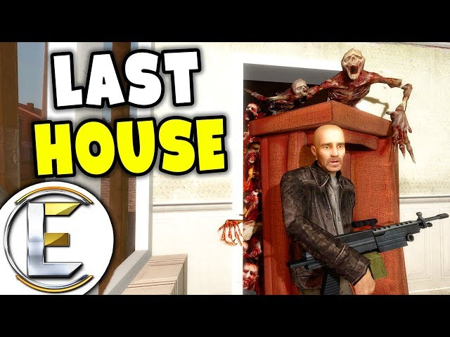 Last House - Gmod Zombie Survival (The Infection Decimates Garrys Mod)