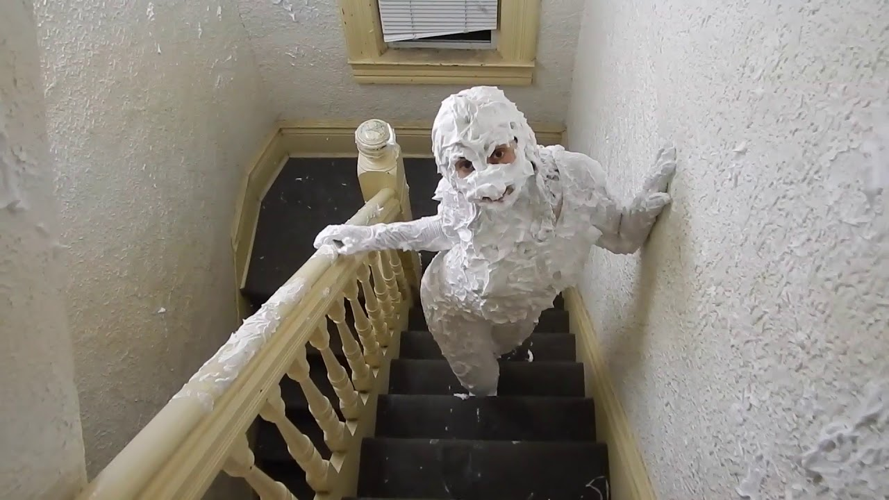 Popcorn Ceiling Maiden You