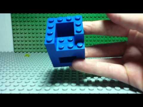 How To Build A Lego Vending Mashine