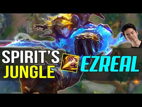 EZ JUNGLE IS BACK?? Fnatic Spirit's Challenger Build - How to Carry #31 League of Legends