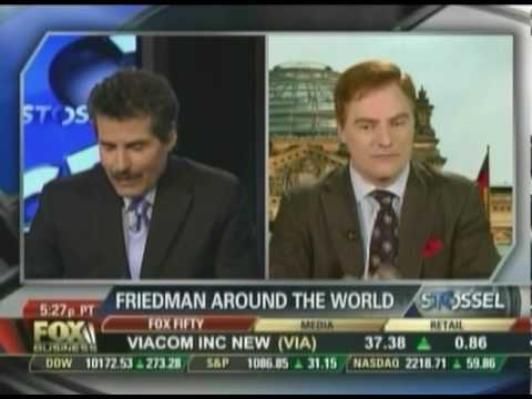 Tom Palmer on the Impact of Milton Friedman Around the World