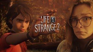ГОЛЫЕ БАБЫ И ЗЛЫЕ БРАТЬЯ! Прохождение Life Is Strange 2: Эпизод 3 - Глушь #1