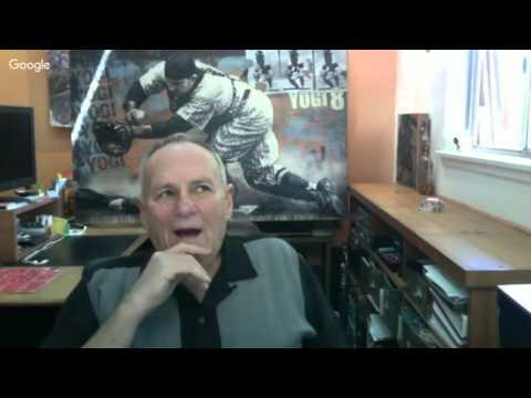 Grain Valley HS talks with artist Stephen Holland
