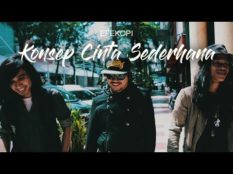 Chord guitar Efekopi - Konsep Cinta Sederhana