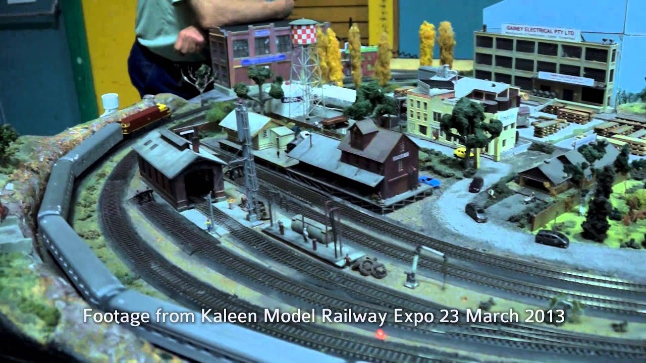 01 - Designing a portable model train layout - YouTube