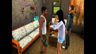 Die Sims 3 - Stress in Ghetto Street