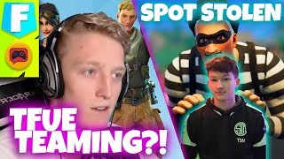 Fortnite World Cup Qualifier #4 - Tfue Accused of Cheating, Several Pros Lose Spots Cause of Epic