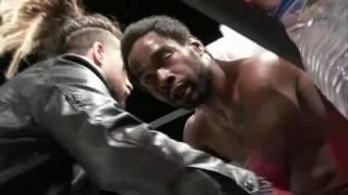 2016.11.11 MASAYA vs Charles Krazy Horse Bennett Shootboxing S-cup ...