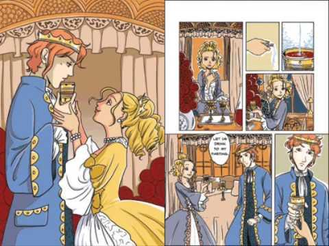 Erstwhile Fairy Tale graphic novel