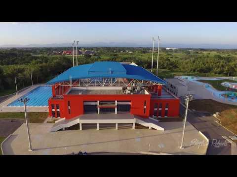 Trinidad And Tobago National Aquatic Centre And Cycling Veledrome
