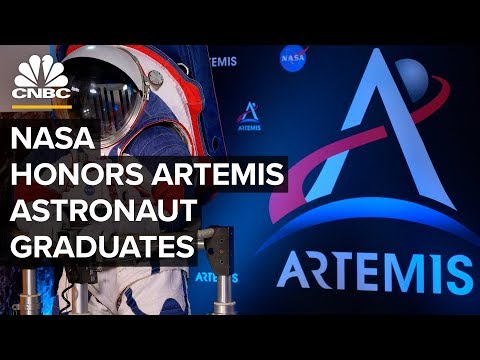 NASA honors first class of astronaut graduates from Artemis program – 1/10/2020