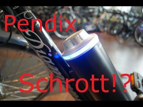Pendix EDrive : Fehlersuche / Fehlerhilfe
