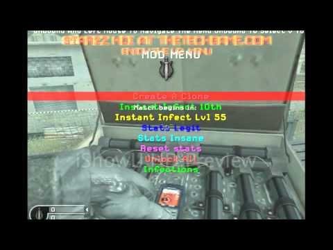 Eviciton v2 Mod Menu (Cod4) for Mac/Pc + Download Link - YouTube