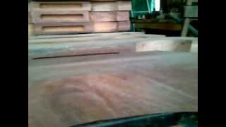 002 Kitchen Chair Building Process By Halong Wood Products Step By Step Part 3 For Teak Wood