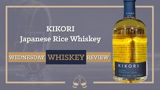 Download Wednesday Whisky Review: Kikori Japanese Rice Whisky  - Buffalo Happy Hour