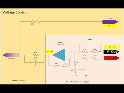 The Modular Bench Power System #10 - pt1 of 2 - Differential Sensing, Highside MOSFETs and more