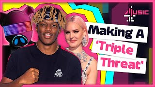 KSI, Anne-Marie and Digital Farm Animals chat new single 'Don't Play' | The Big Weekly Round Up