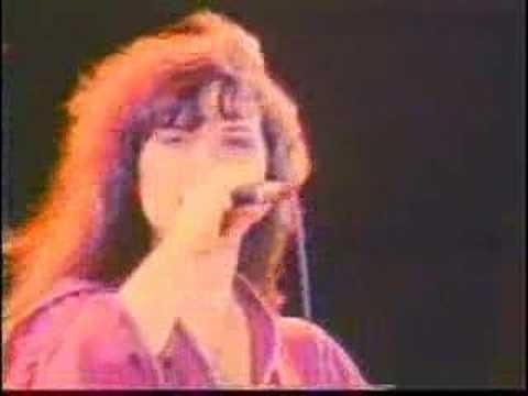 Heart - Crazy On You - Ann & Nancy Wilson Live 1978