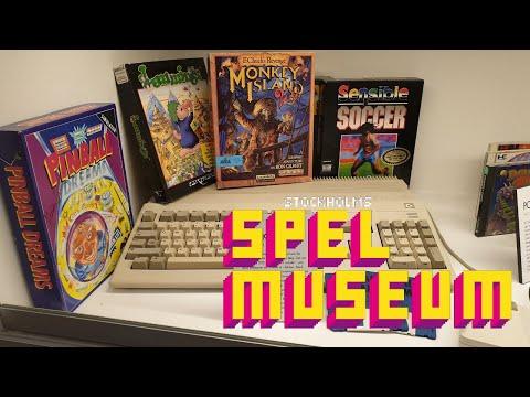 Stockholm Gaming Museum - Stockholms Spel Museum