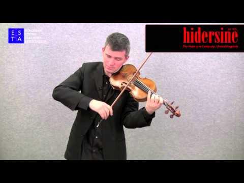 Violin Technique - Portato