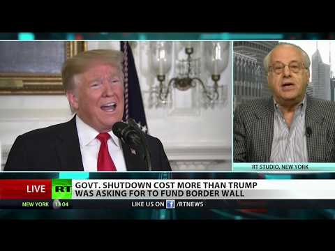 Economist Richard Wolff discusses costs of federal shutdown