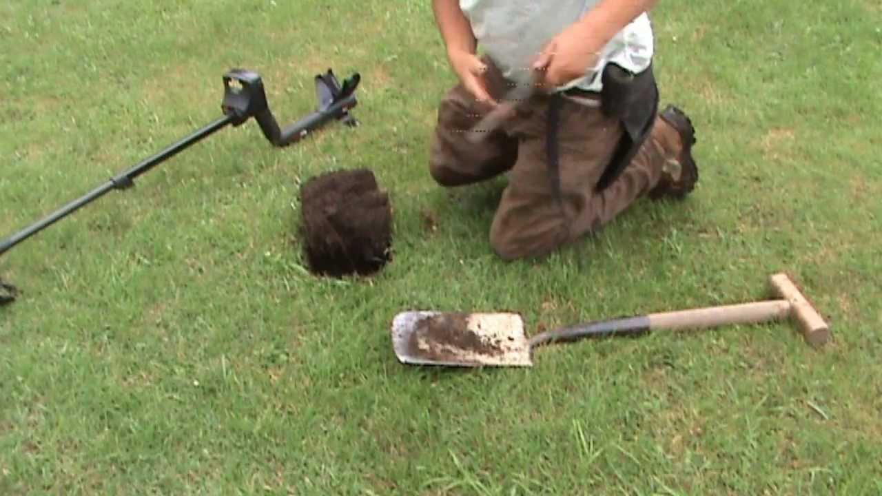 97947cb8 Metal Detecting Tips: Pinpointing - YouTube