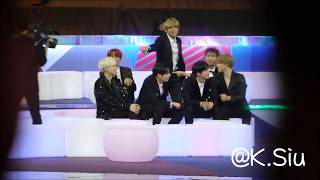 Download [171201] MAMA 2017 BTS Jungkook hyped up once IU appeared on screen [FANBOY ALERT]