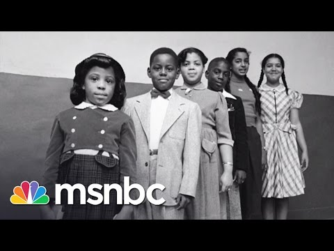 Explaining Segregation To Her Kids | This Day Forward | msnbc