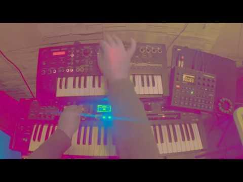 [北京西 Beijing Xi (In My Dreams)] Ambient Live Jam on Digitakt, Roland JD-Xi, and Vr-09