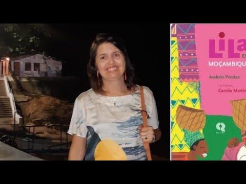 O exílio, visto de um livro infantil, com a autora Andrea Prestes e o ilustrador Camilo Martins