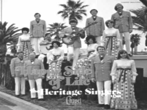 How Long Has It Been - Heritage Singers - 06 B