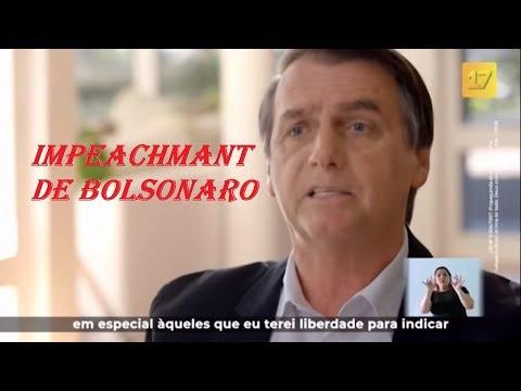 Impeachmant Bolsonaro ARMADILHA N.O.M. Trama e o Povo Engole!!