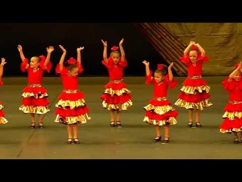 Instituto San Roberto 2015 Danza Dom 1
