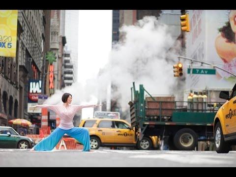 YOGA IN NEW YORK ❤ by Wari Om