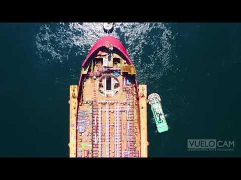 Marine Super Cargo Transportation Project