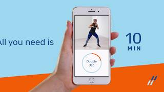 HIIT Workouts by Daily Burn - All you need is 10 minutes!
