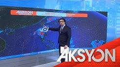 Tropical Storm Ramon, nagbabadyang tumama sa Aurora o Isabela sa weekend
