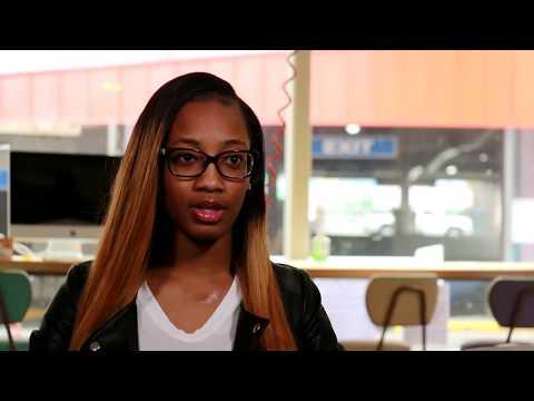 2017 Daniel Trust Scholar Sade Reid