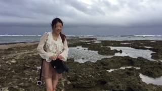 海に遊びに行ったら唐突に台風中継やらされるちゃんまりです。 最後はき...