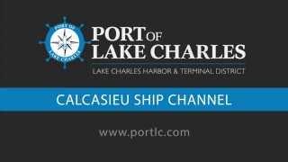 Port Sasol Channel